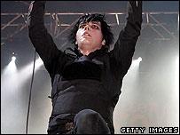 Джеральд Вэй из   My Chemical Romance