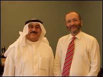 Bahraini Information Minister Muhammad Abdulghaffar