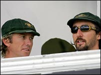 McGrath and Gillespie