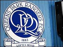 QPR's badge