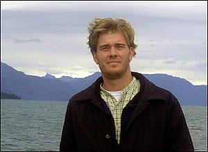 Chad Redwing, investigador estadounidense.