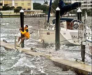 Vientos en Florida