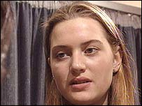 Kate Winslet in Casualty
