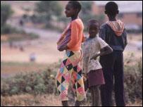 Kitwe kids