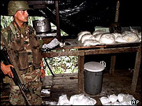 Cocaine in Colombia