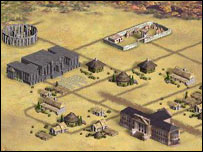 Screenshot from Civilization III, Atari
