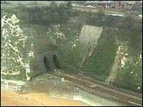 Shakespeare tunnel