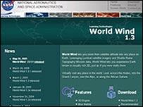 World Wind website