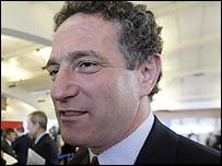 New York bid leader Dan Doctoroff