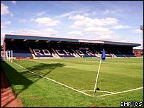 Spotland - home of Rochdale AFC and Rochdale Hornets RLFC