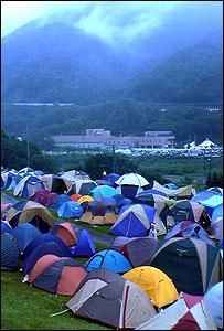 Fuiji Rock Festival