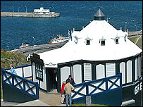 The Great Union Camera Obscura (courtesy of manxscenes.com)