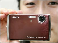 Sony digital camera