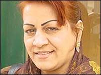 Broadcaster Jamileh Mujahed