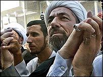 Iraqi Shias in Baghdad