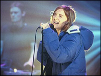 Portishead on Later... With Jools Holland in 1997