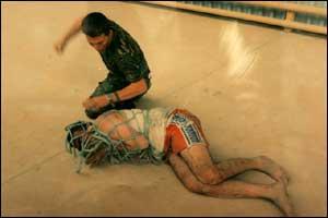 Iraqi Detainee Abuse Photos