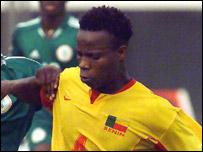 Pascal Hountonto of Benin