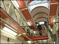 Inside Leeds prison