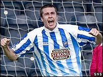 Colin Nish was in scoring form for Kilmarnock