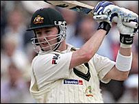 Australia's Michael Clarke