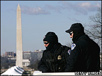 Washington DC police