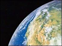 Planeta Tierra.