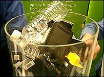 HP cartridge recycling
