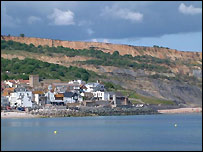 Lyme Regis