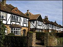 Houses in Surrey