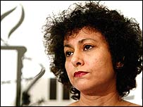 Irene Khan, secretary general of Amnesty International