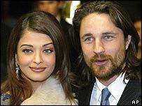 Aishwarya Rai and Martin Henderson