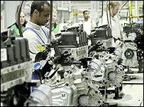 Car plant worker