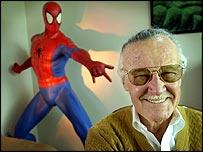 Stan Lee y el Hombre Araña