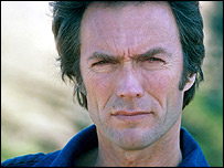 Clint Eastwood in 1976
