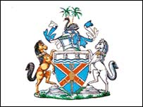 Teignbridge Coat of Arms