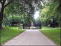 Derby's Arboretum Park