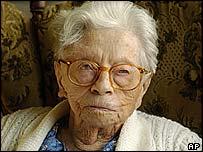 Hendrikje van Andel-Schipper, who has died aged 115