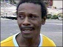 Survivor Harvey Jackson