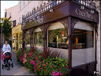 Chez Bruce restaurant