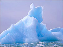 Iceberg   1998 Eyewire Inc