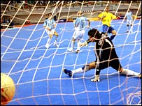 Find out about futsal