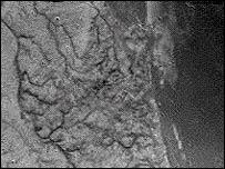 Titan, Esa/Nasa/JPL/University of Arizona