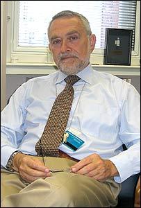 Salvador Moncada (foto Marcelo Justo)