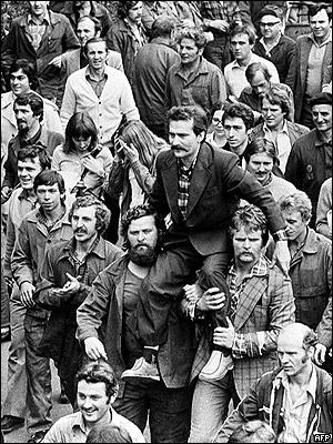 Гданьск 1980 год