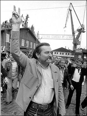 Лех Валенса, 1980 гдо