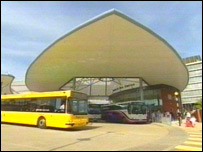 Norwich Bus Station