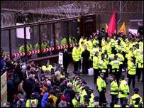 Faslane protests