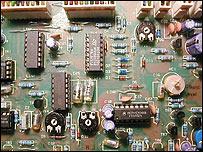 Circuit board, BBC