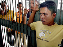 Aceh rebel in jail